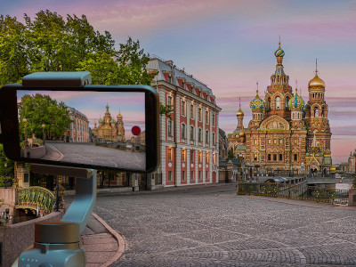St Petersburg Live Tours